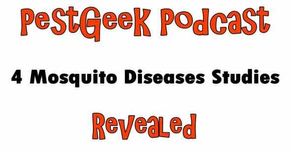 4 Mosquito Diseases Studies Revealed