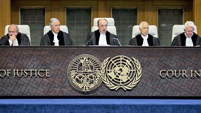 Befejezte történelmi küldetését a hágai bíróság | Pesti Bulvár