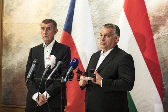 Orban Viktor Andrej Babis
