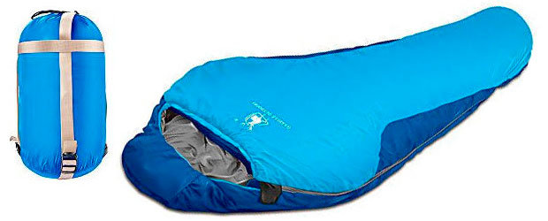Mummy Sleeping Bag by All Season