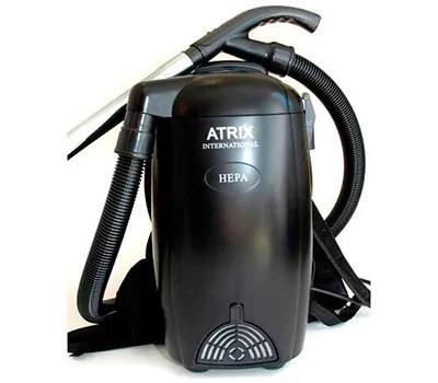 HEPA Backpack Vacuum by Atrix