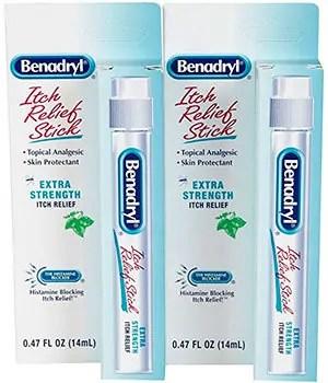 Benadryl stick