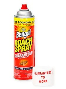 Roach spray by Bengal