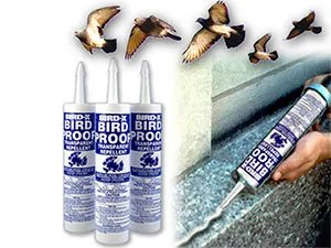 Bird Proof repellent gel
