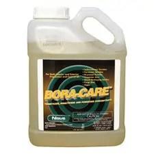Bora-Care: wood treatment for termites