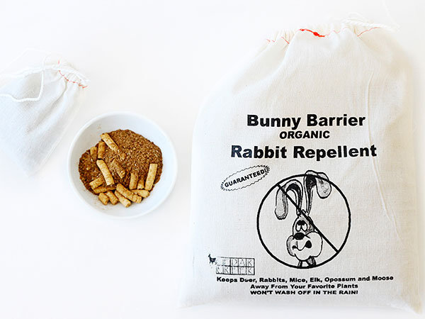 Bunny barrier - organic rabbit repellent
