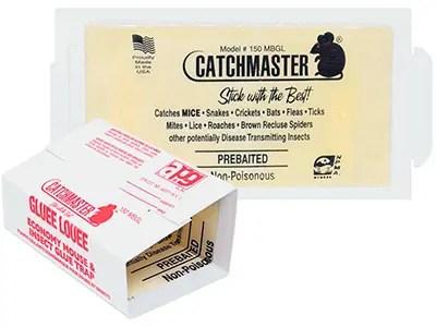 Catchmaster Glue Traps