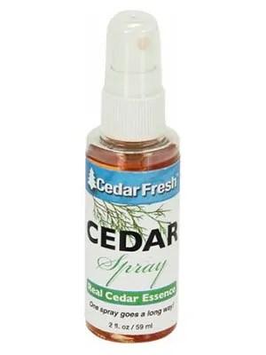 Cedar spray