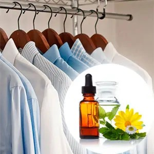 Essential oil for clothing