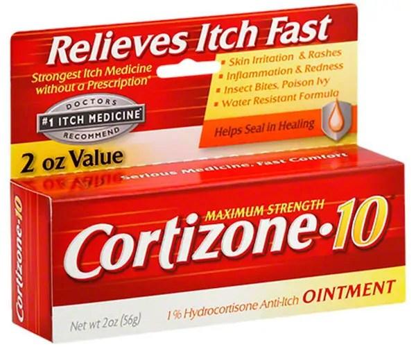 Cortizone 10 Ointment