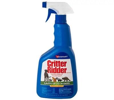 Critter Ridder Spray