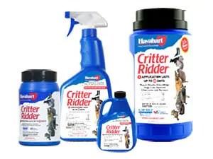 Critter Ridder