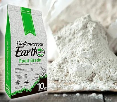 Diatomaceous Earth by Food Grade