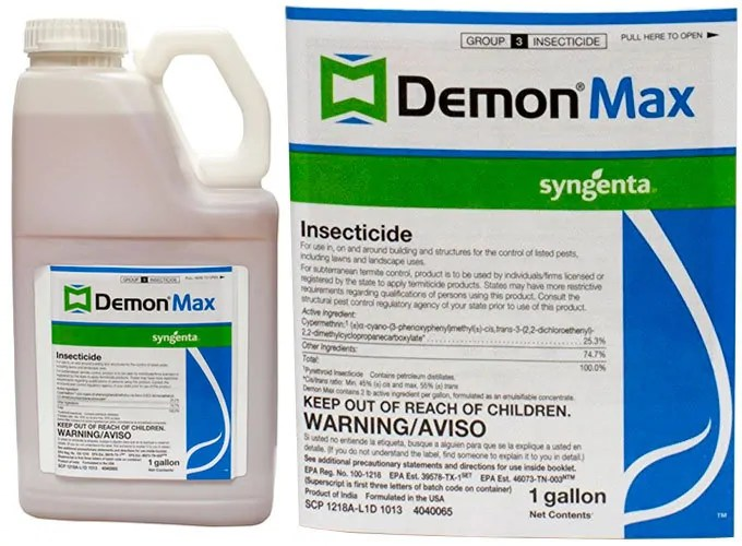 Demon Max Insecticide