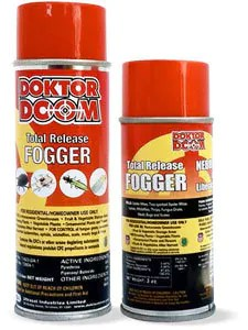 Doctor Doom - total release fogger)