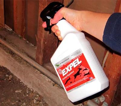 Expel repellent