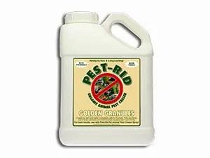 Pest Rid Golden Granules