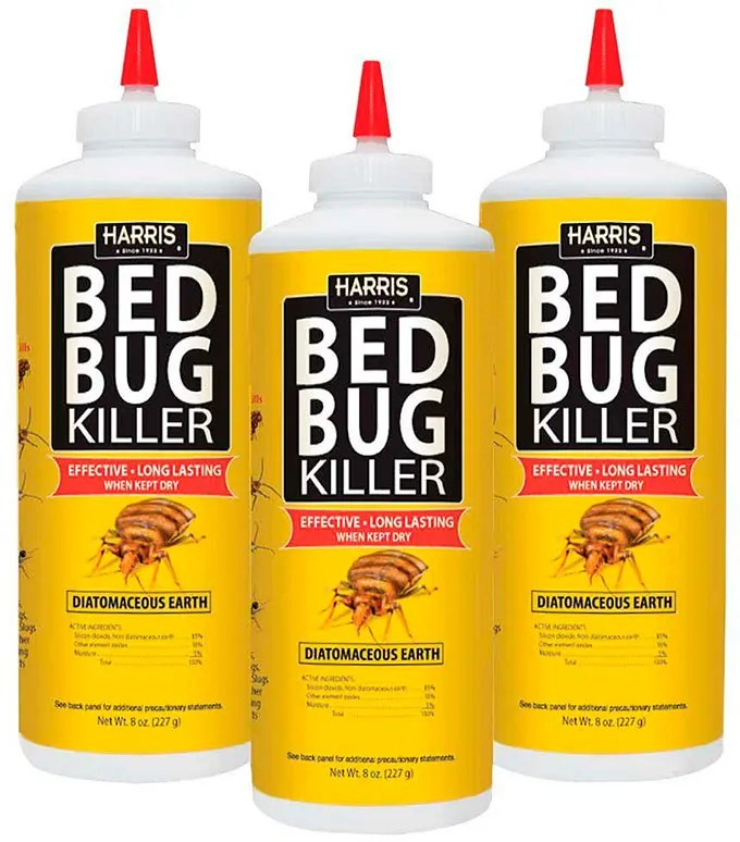 Bed bug killer by Harris
