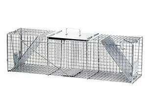 Havahart X-large Two-Door beaver trap