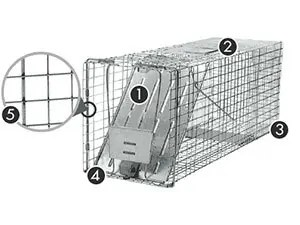 Havahart Large one door Animal trap