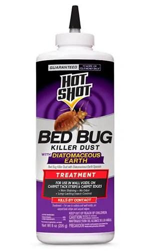Bed Bug Killer Dust by Hot Shot