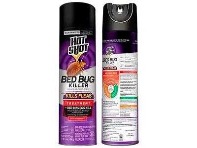 Bed bug killer spray by Hot Shot