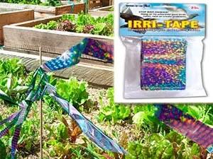 Irri-Tape Repellent Ribbon