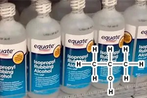 Isopropyl Rubbing Alcohol