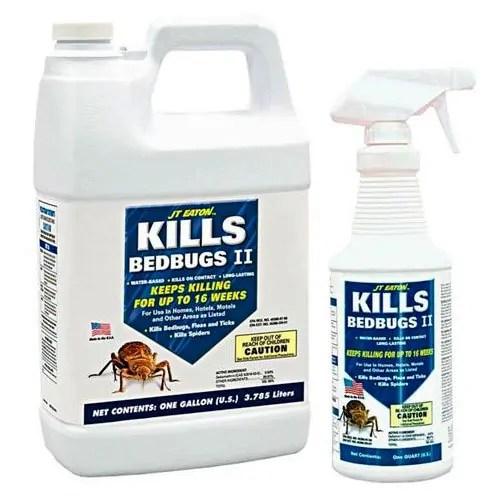 JT Eaton Kills Bedbugs II