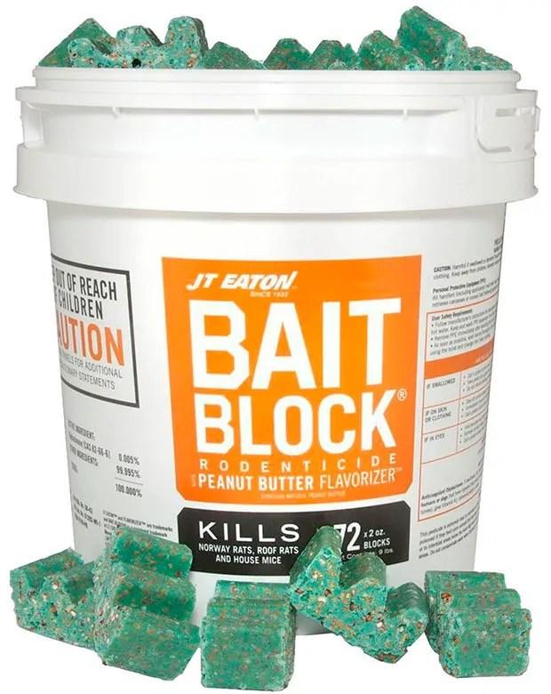 Bait Block by JT Eaton