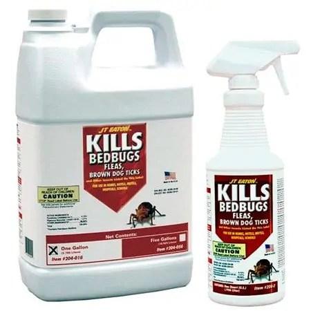 JT Eaton Kills Bedbugs Red