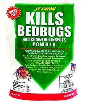 JT Eaton bedbug powder