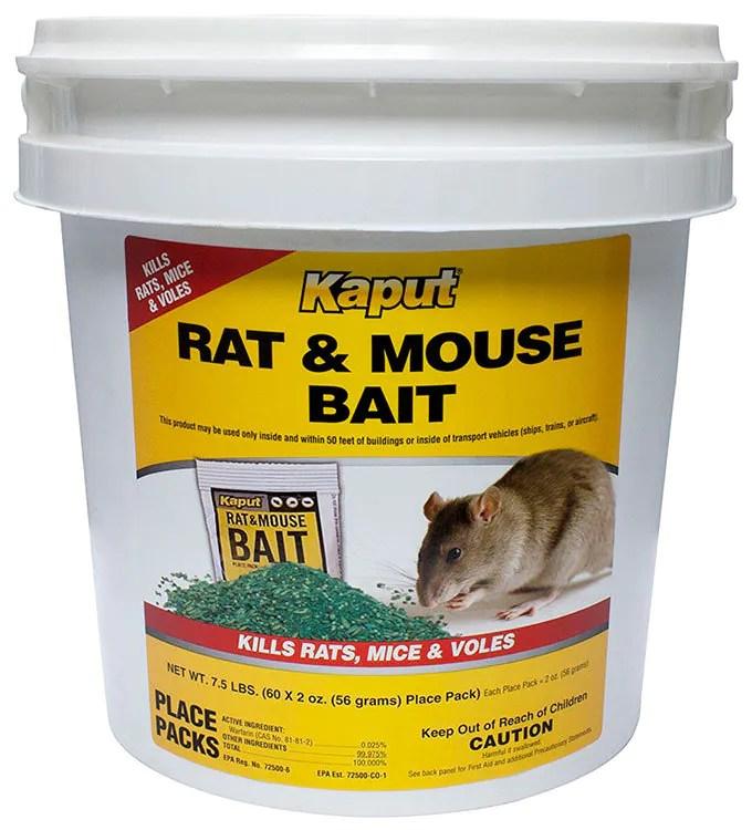 Rat & Mouse Bait by Kaput