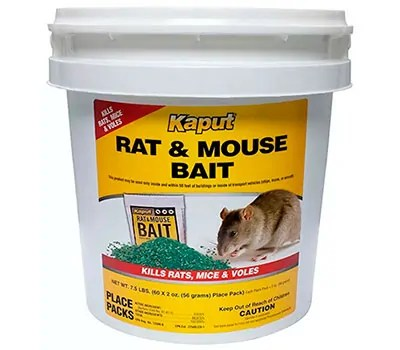Rat & Mouse Bait by Kaput