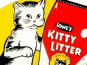 Lowe's Kitty Litter