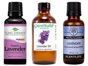 Lavender oils products