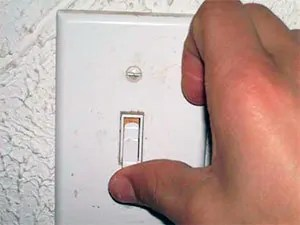 Turn off the light