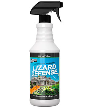 Lizard Defense Spray