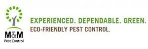 Logo: M&M Pest Control