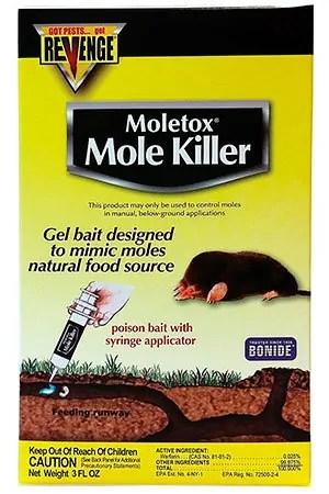 Moletox Mole Killer