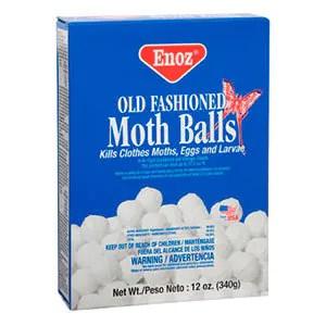 Old Fashioned Moth Balls by Enoz