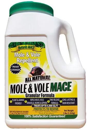 Mole & Vole Mace Repellent