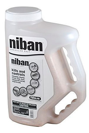 Nibal kills and controls bait