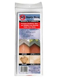 No Nasty Nest Swallow Deterrent