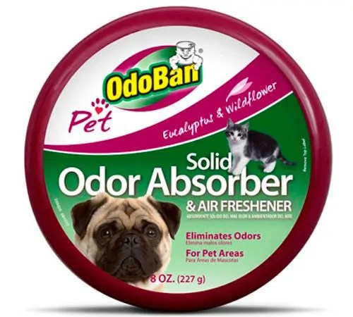 Solid Odor Absorber by OdoBan
