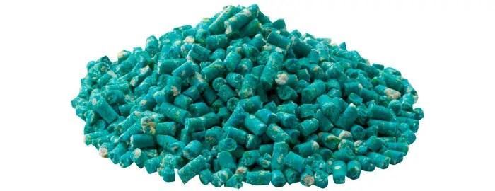 Poison pellets