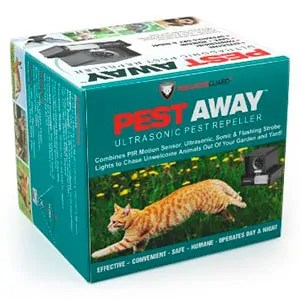 PestAway - ultrasonic deterrent