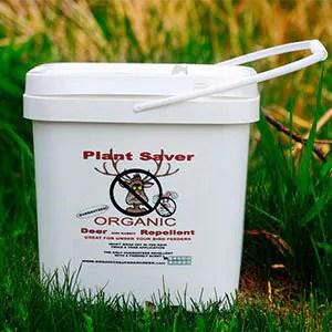 Plant Saver Organic Deer Repellent by Cedar Creek