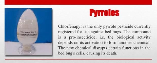Pyrroles Chlorfenapyr 99%