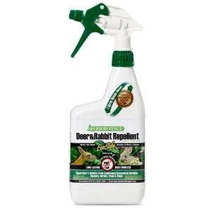 Liquid Fence Deer and Rabbit Repellent Pressure sprayer
